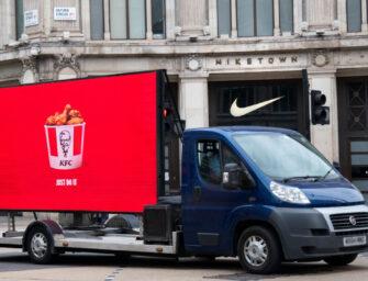 KFC «позичає» слогани інших брендів, оскільки пальці зараз не пооблизуєш