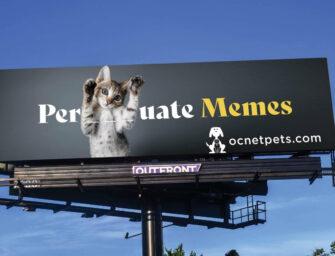 В наружной рекламе по-прежнему решает креатив