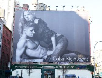 Как Calvin Klein сделал из брандмауэра икону