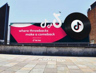 TikTok использует наружную рекламу, чтобы привлечь внимание к независимым музыкантам